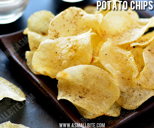 How to make Potato Chips at home