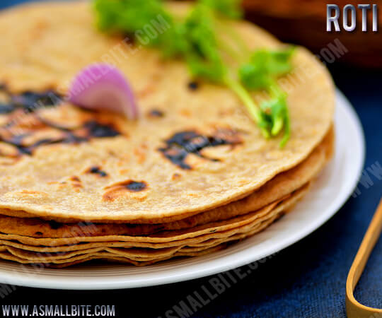How to make soft Roti Recipe 1