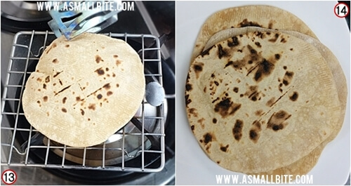 How to make soft Roti Recipe Step7