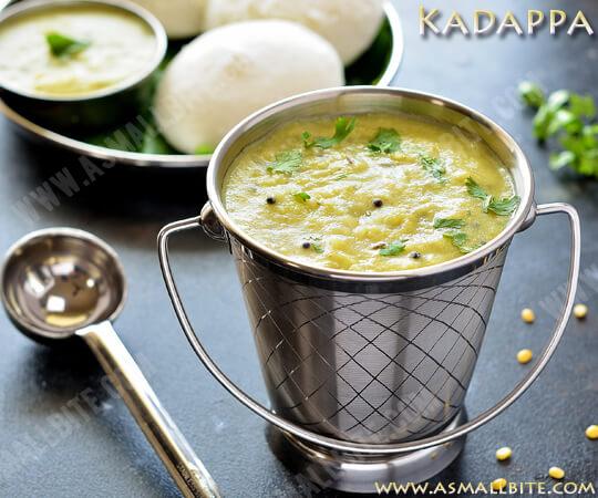 Kadapa Recipe