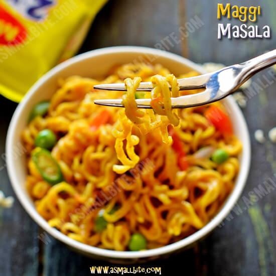 Maggi Recipe