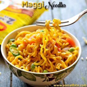 Maggi Noodles Recipe 1