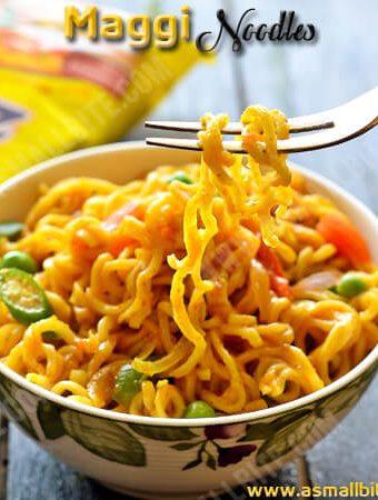 Maggi Noodles Recipe | Maggi Masala Noodles