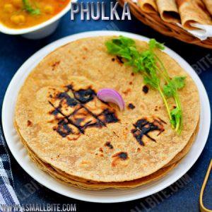 Phulka Recipe 1