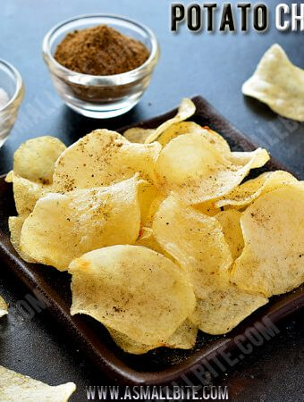 How to make Potato Chips at home | Potato Chips Recipe
