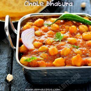 Chole Bhatura Recipe