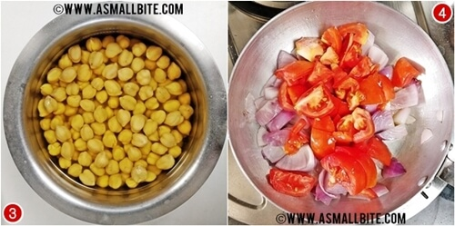 Chole Bhature Recipe Steps2