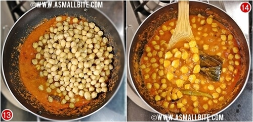 Chole Recipe Steps7
