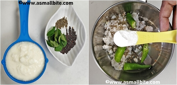 How to make avial recipe Steps2