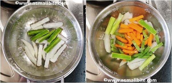 How to make avial recipe Steps4