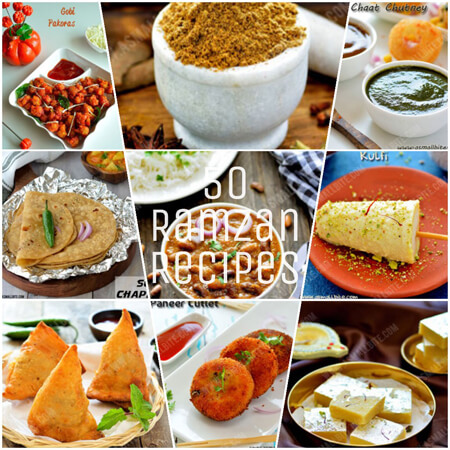 Iftar Recipes 2018