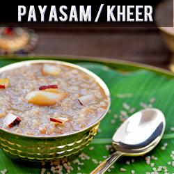 Paal Payasam Gokulashtami Recipe