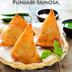 Punjabi Samosa Ramzan Recipes