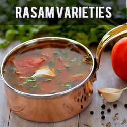 Rasam Varieties Recipes