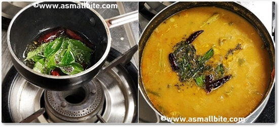 Kerala Sambar Recipe Steps9