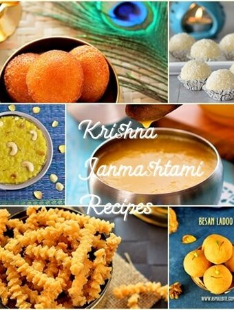 Krishna Janmashtami Recipes | Sree Krishna Jayanthi Recipes
