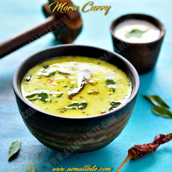 Moru Curry Recipe 1