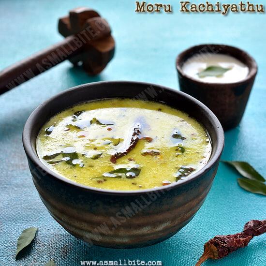 Moru Kachiyathu Recipe 1