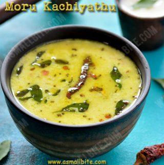 Moru Kachiyathu Recipe