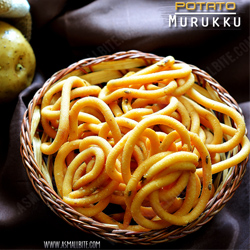 Potato Murukku Janmastami Food