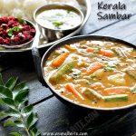 Sambar Kerala Style 1