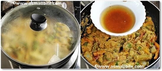Sambar Kerala Style Steps7