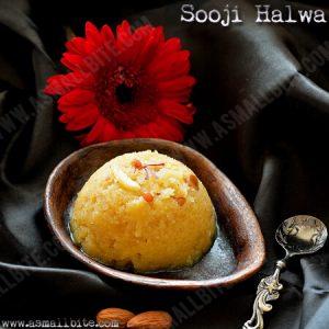 Sooji Halwa Recipe 1