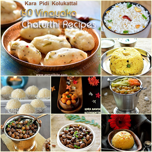 60 Vinayaka Chaturthi Recipes