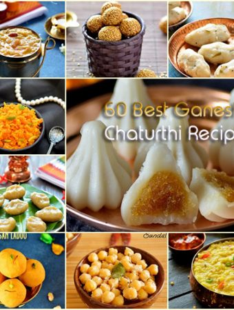 Ganesh Chaturthi 2018 Recipes