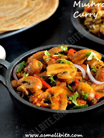 Mushroom Curry Recipe