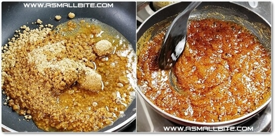 Sesame Laddu Recipe Steps3