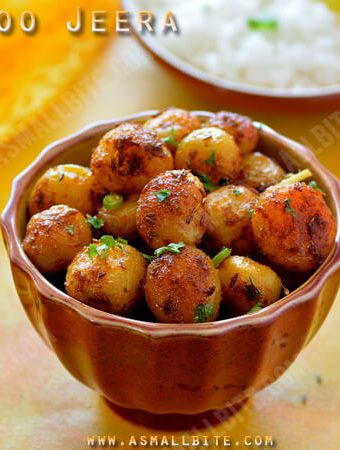 Aloo Jeera Recipe 1