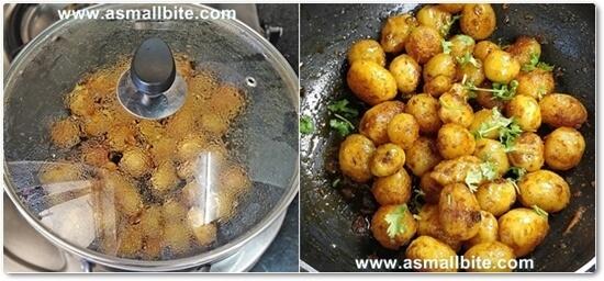 Aloo Jeera Recipe Steps5