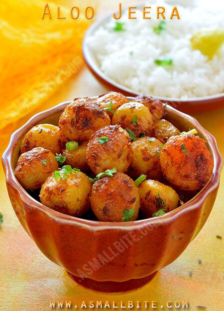 Aloo Jeera Recipe