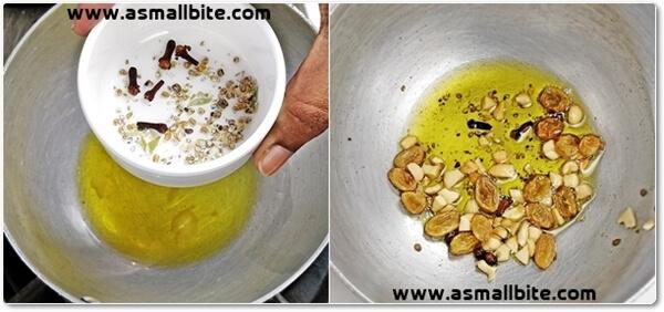 Boondi Laddu Recipe Steps5