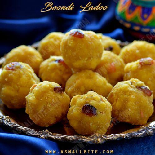Boondi Laddu Recipe Boondi Ladoo Recipe Asmallbite