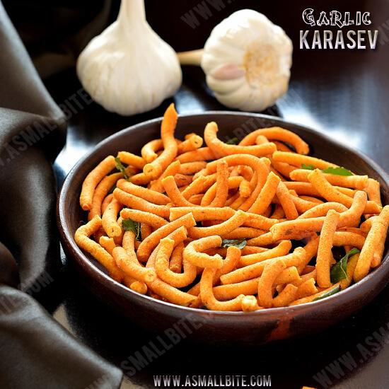 Garlic Karasev Recipe 1