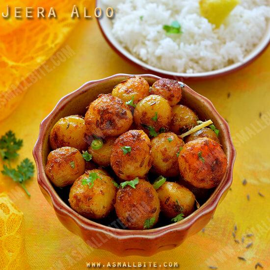 Jeera Aloo Recipe 1