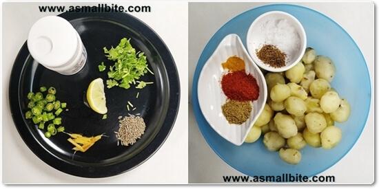 Jeera Aloo Recipe Steps1