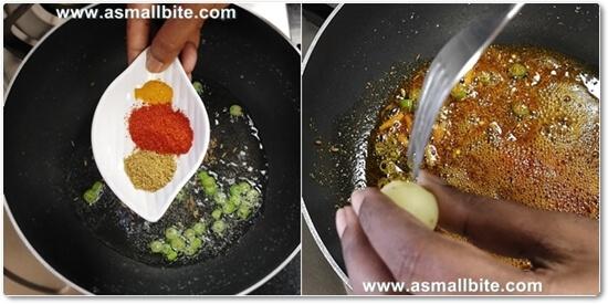 Jeera Aloo Recipe Steps3