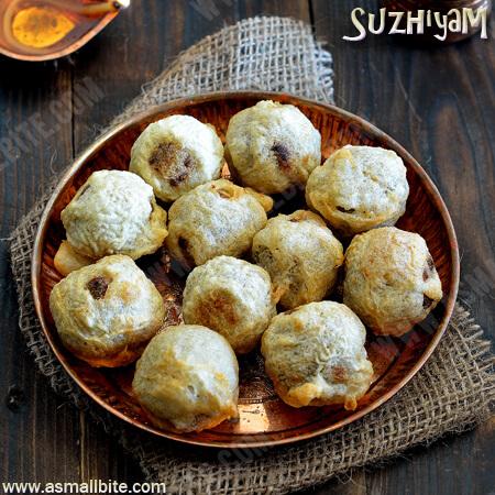 Suzhiyam Recipe