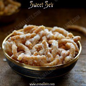 Sweet sev Recipe