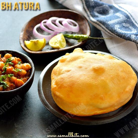 Bhatura Recipe 1