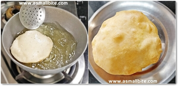 Bhatura Recipe Steps6