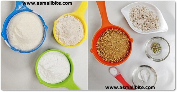 Easy Nei Appam Steps1