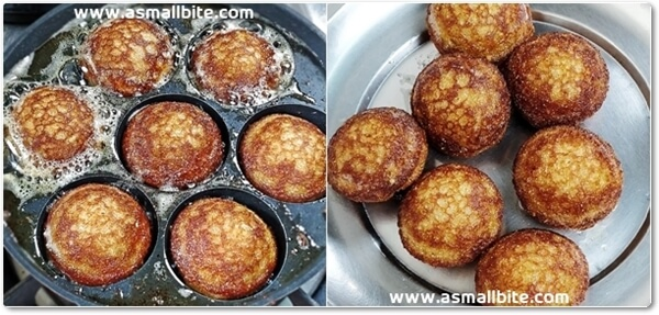 How to make Instant Appam Steps7