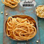 Instant Murukku Recipe 1