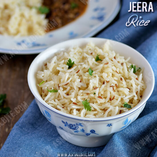 Jeera Rice Recipe 1