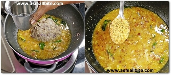 Kathirikai Gothsu Recipe Steps7
