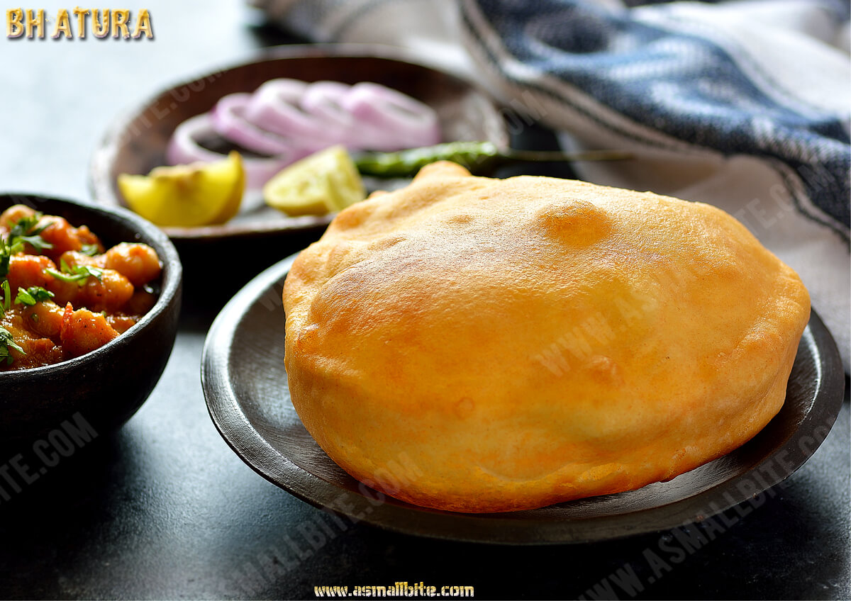 Punjabi Bhature Recipe